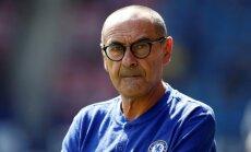 Jaunais 'Chelsea' treneris atceļ vairākus iepriekšējā trenera aizliegumus