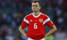 Черышев: у всех игроков сборной России будет шанс уехать в Европу