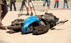 CSDD uzsāk drošības kampaņu 'Mopēds – mazs un neredzams'