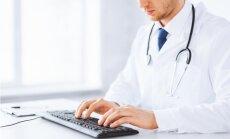 Nedienas ar e-veselību: buksējoša sistēma un likstas ar slimības lapām