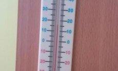 Aukstums Ķegumā: pašvaldības parādu dēļ 'Latvenergo' nepieslēdz siltumu; bērnudārzā plus 10 grādu