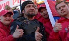 Ķirurgs sola vēl vērienīgāku 'Putina baikeru' braucienu uz Berlīni