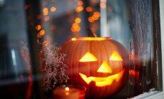 Veikli īstenojamas idejas mājas dekorēšanai Helovīna noskaņā