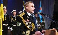 Dezertējušais Ukrainas viceadmirālis kļūs par Krievijas Baltijas flotes komandieri