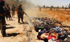 Sīrijas un Irākas džihādisti paziņo par 'kalifāta' izveidošanu