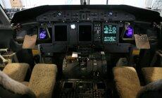 ASV pilots zaudē samaņu lidmašīna ar 121 cilvēku