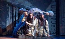 Rīgā izrādīs Liepājas teātra iestudējumu 'Bezgalīgo stāstu stāsts'