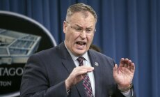 Pentagons: 'žvadzinot' kodolieročus, Krievija 'spēlējas ar uguni'