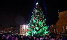 Ziemassvētku pasākumu ceļvedis Rīgā: svētku koncerti, andele tirdziņos un sportiskas aktivitātes