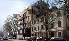Израильтяне построят жилую семиэтажку в центре Риги