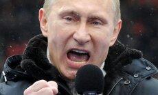 Putins: Krievijai jāaizstāvas, ja tā tiek apdraudēta