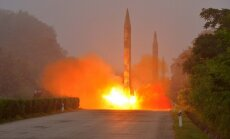 США сообщили о неудачном запуске КНДР баллистической ракеты
