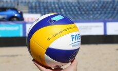 Brailko/Namiķe sasniedz Eiropas U-20 čempionāta izslēgšanas turnīra otro kārtu
