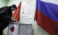Vēlēšanu dienā hakeri uzbrūk Krievijas opozīcijas interneta vietnēm