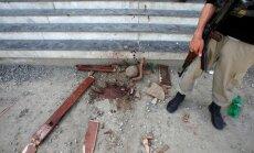 Par islāma zaimošanu Pakistānā studenti nosit savu kursabiedru