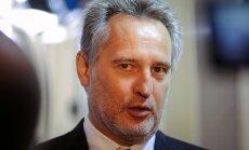 Austrijas tiesa nolemj izdot ASV Ukrainas oligarhu Firtašu; viņu apcietina saskaņā ar Spānijas orderi