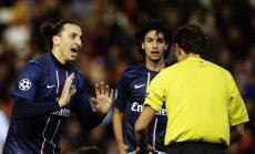 Ibrahimovičs: vīriešu futbolisti pelnījuši lielāku atzinību nekā dāmas