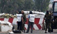 EDSO izmantos bezpilota lidaparātus Ukrainas-Krievijas robežas novērošanai
