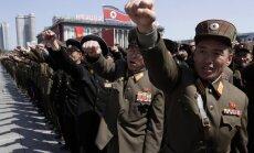 Ķīna: Ziemeļkoreja ir gatava atsākt kodolsarunas