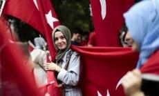 Turcijas informatoru tīkls Vācijā nodrošina plašāku pārklājumu nekā savulaik 'Stasi'