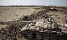 ASV amatpersonas: Sīrijā ieradušies Krievijas tanku desanta kuģi