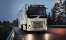 Pašbraucošas fūres, automātiskas bremzes un nulle negadījumu: vai komercpārvadājumu nākotne?