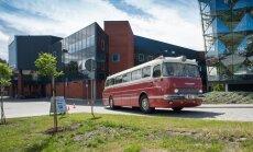 Sestdien 'Rīga Retro' lielākais dalībnieks būs autobuss 'Ikaruss 55 Lux'