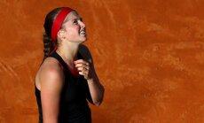 Остапенко проиграла Шараповой в четвертьфинале турнира в Риме