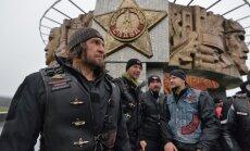 'Putina baikeriem' liedz iebraukt Gruzijā