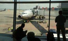 В понедельник из Египта возвращаются латвийские туристы