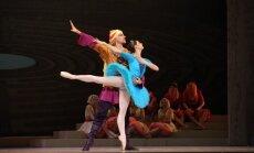 Baleta apskats: 'Raimonda' - pilns komplekts