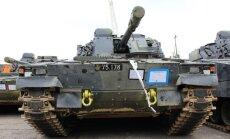 Baltijas valstis lūgs NATO izvietot to teritorijā pastāvīgu brigādi