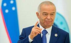 Премьер Турции сообщил о смерти президента Узбекистана Каримова