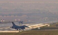 Cīņas pret 'Islāma valsti' turpinās: Koalīcija veic 10 uzlidojumus Irākā