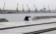Ашераденс: на должность управляющего Рижским портом нужно объявить международный конкурс