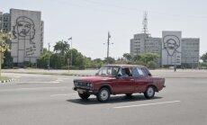 Kuba vēlas importēt 'Lada' jaunākos automobiļus