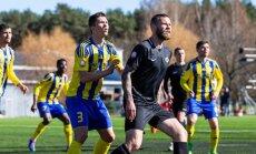 'Spartaks' futbolistiem svarīga uzvara spēlē pret 'Ventspili'