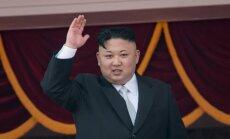 Ziemeļkoreja grasās sākt jaunas pretgaisa aizsardzības ieroču sistēmas ražošanu