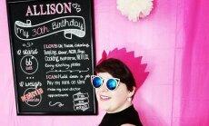 """Девушка в честь своего 30-летия устроила фотосессию в стиле """"smash cake"""""""