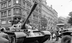 Čehija situāciju Krimā pielīdzina Prāgas pavasara apspiešanai