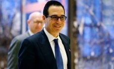 Tramps par Valsts kases vadītāju izraugās Holivudas filmu producentu