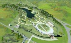 Aprīlī Latvijā plāno atklāt lielāko izklaides parku Baltijā 'Avārijas brigāde'