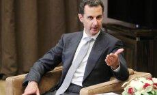 Francija atņems Asadam Goda leģiona ordeni