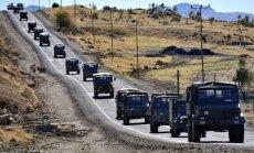 Turcijas parlaments pagarina mandātu potenciālajai militārajai intervencei Sīrijā
