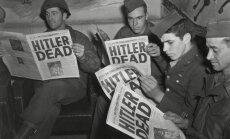#Ziņas1945: Hitlers ir miris