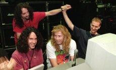 Miris grupas 'Megadeth' bijušais bundzinieks Niks Menza