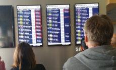 """Число пассажиров в аэропорту """"Рига"""" превысило четыре миллиона"""