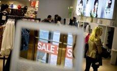 Mazumtirdzniecības apgrozījums pieaudzis par 1,4%