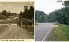ФОТО. Тогда и сейчас: как Латвия изменилась за 100 лет (ЧАСТЬ 2)