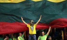 Литва — единственная в ЕC бойкотирует торжества 9 мая в Москве